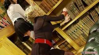 Horny librarians porn 1080p HD